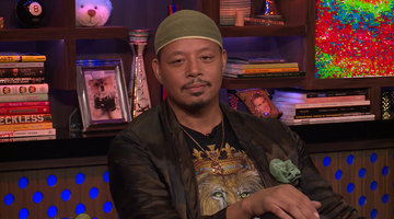 Terrence Howard is Done with War Machine
