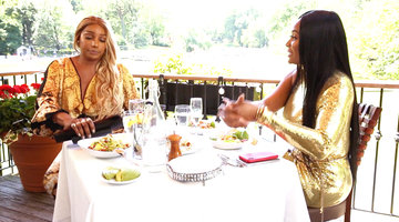 Nene Leakes Clashes with Marlo Hampton?!