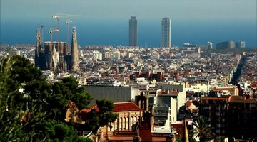 City in a Minute: Barcelona