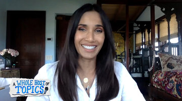 Padma Lakshmi Says a Guest Judge Slid into Her DMs