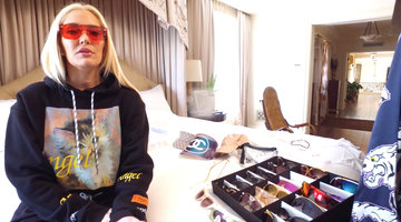 Erika Jayne's Sunglasses Collection Is Just As Fabulous As She Is