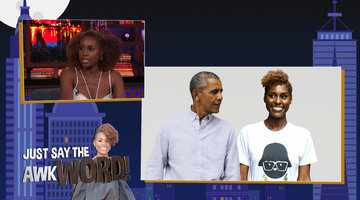 Issa Rae on Meeting President Obama & Drake