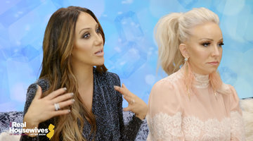 Melissa Gorga Didn't Judge Danielle Staub at First, But Then Everything Changed!