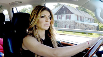 Teresa Gets Ready to Visit Joe Giudice