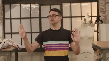 Christian Siriano Has Some Words of Wisdom for the Designers