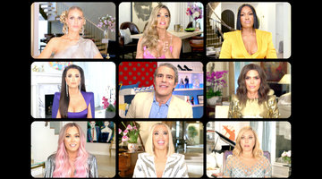 Your First Look at The Real Housewives of Beverly Hills Season 10 Reunion