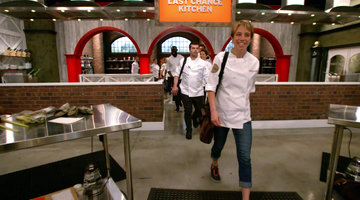 The Cheftestants Enter Last Chance Kitchen's Mini Restaurant Wars