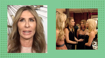 "Carole Radziwill Admits She Was ""Very Naïve About Human Nature"" Before Joining The Real Housewives of New York City"
