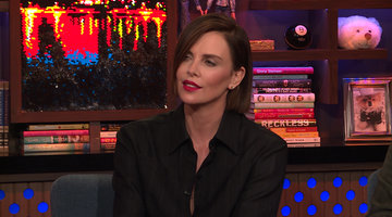 Which Bravolebrity Would Charlize Theron Date?