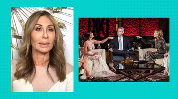 "Carole Radziwill Says Leaving RHONY Was Like ""Hitting a Brick Wall Going 60 Miles an Hour"""