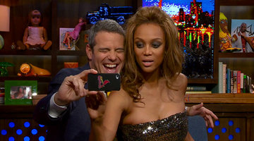 After Show: Tyra's Smize App
