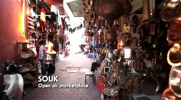 City in a Minute: Marrakech
