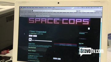 The World Premiere of Space Cops!