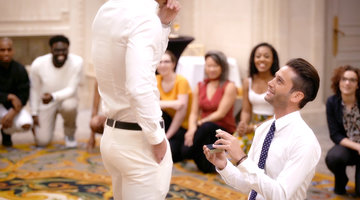 Watch Josh Flagg's Super Romantic Proposal