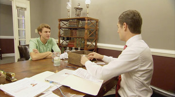 Is Craig Conover Finally Taking the Bar Exam?