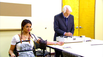 GG Takes a Polygraph Test