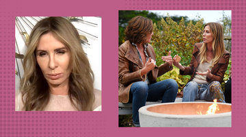 Carole Radziwill Reveals the Most Hurtful Moment on The Real Housewives of New York City