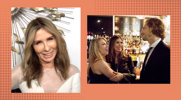 Carole Radziwill Opens Up About Allowing Cameras Into Her Relationship With Adam Kenworthy