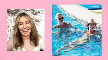 "Yes, Carole Radziwill Says She Was Wrong About Only Having ""5 Good Summers Left"""