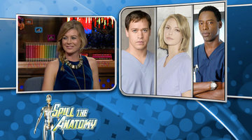 Ellen Pompeo Spills the Anatomy