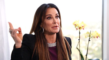 Kyle Richards Talks About Her New Role As TV Producer