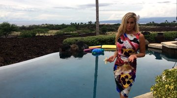 Take a Tour of Camille Grammer's Hawaii Home