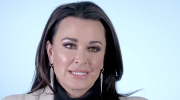 Kyle Richards Reacts to Khloe Kardashian's Pregnancy