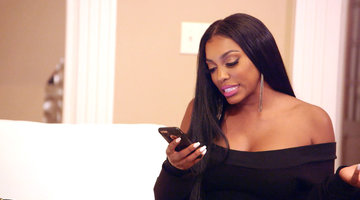 Has Porsha Williams Been in Touch with Phaedra Parks?