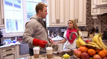 Kroy's Cooking Disaster