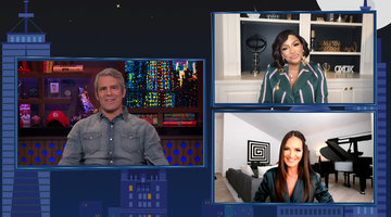 After Show: Drew Sidora & Lisa Barlow's Cringeworthy Moments