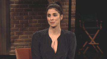 Sarah Silverman on Being a Comic: I Was Born That Way