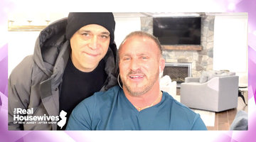 Joe Gorga Eats His Words, Has Nothing But Good Things to Say About David Principe
