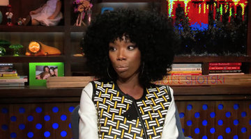 Brandy Still Friends with the Kardashians?