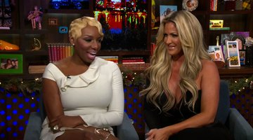 How'd NeNe & Kim Make Up?