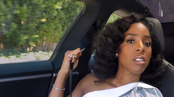 Kelly Rowland Just Wants to Walk Around Naked in Her Backyard