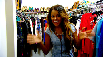 Shop the Look: Claudia's Closet Tour