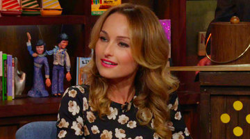Who Made Giada Cry?