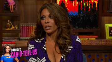 Dolores on Memorable #RHONJ Moments