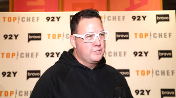 Graham Elliot and Gail Simmons Share Their Seat Preferences