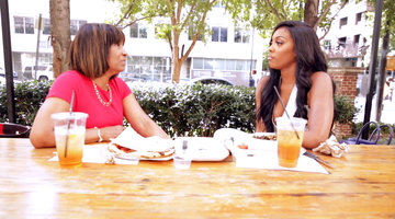 Next on #RHOA: Mama Joyce Sits Down with Porsha Williams
