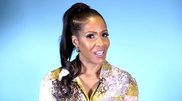 Sheree Whitfield Recalls Going to the Super Bowl with Bob Whitfield