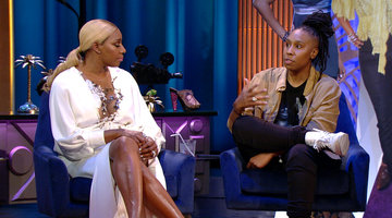 Lena Waithe Praises #RHOA's Authenticity