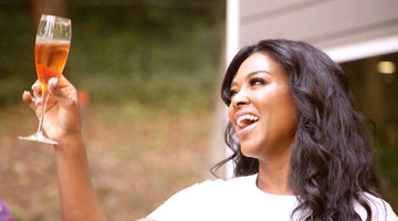 How Did Kenya Moore Meet Her Husband?