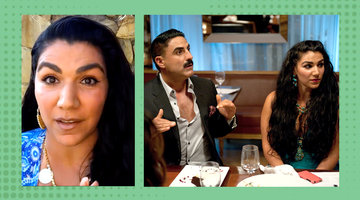 Asa Soltan Rahmati Remembers the First Time She Questioned Her Decision to Join Shahs of Sunset