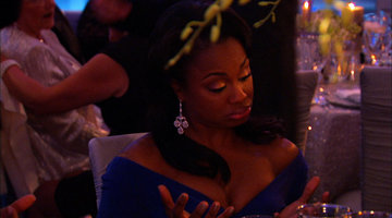 Kandi Missed the Ceremony?