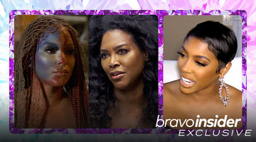 Did Porsha Williams and LaToya Ali's Intimate Moment Make Kenya Moore Jealous?