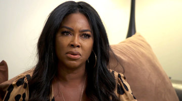 "Kenya Moore Opens Up About Marc Daly's ""Angry Communication"""