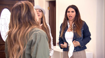 Melissa Gorga Wants Jennifer Aydin to Walk Back to New Jersey