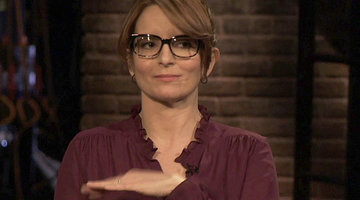 Tina Fey - Standards and Practices