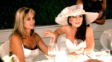 Lisa Vanderpump Gives Eileen the Third Degree